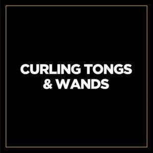 Curling Tongs/Wands