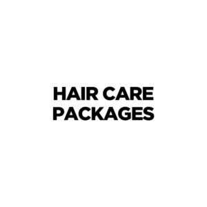 Hair Care Packages